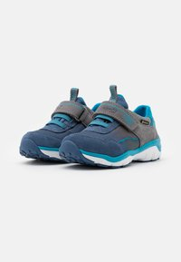 Superfit - SPORT5 - Tenisky - blau/grau - 1