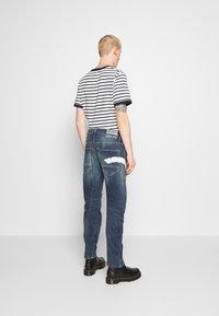 G-Star - WOKKIE - Slim fit jeans - elto pure stretch denim-antic faded baum blue - 2