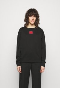 HUGO - NAKIRA - Sweatshirt - black - 0