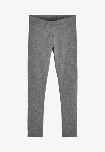 Leggings - Trousers - mottled grey