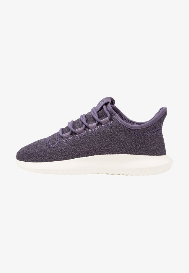 TUBULAR SHADOW - Baskets basses - trace purple/offwhite