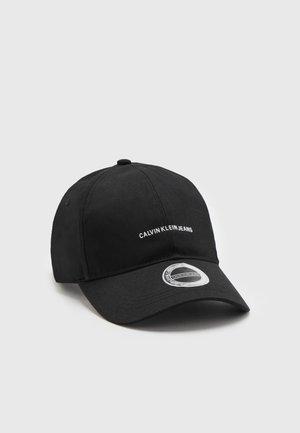 INSTITUTIONAL MICRO UNISEX - Cap - black