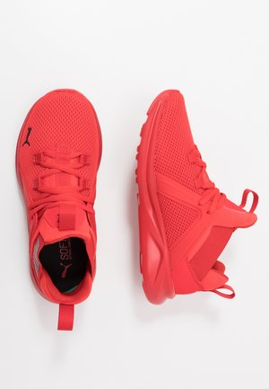 ENZO 2 WEAVE JR UNISEX - Neutral running shoes - high risk red