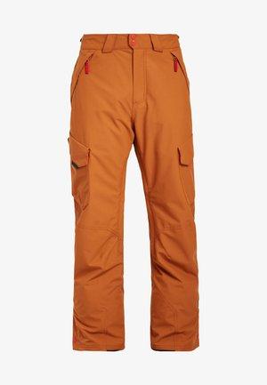 Zimní kalhoty - glazed ginger