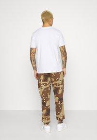 STAPLE PIGEON - UNISEX GARMENT - Pantalon de survêtement - beige - 2