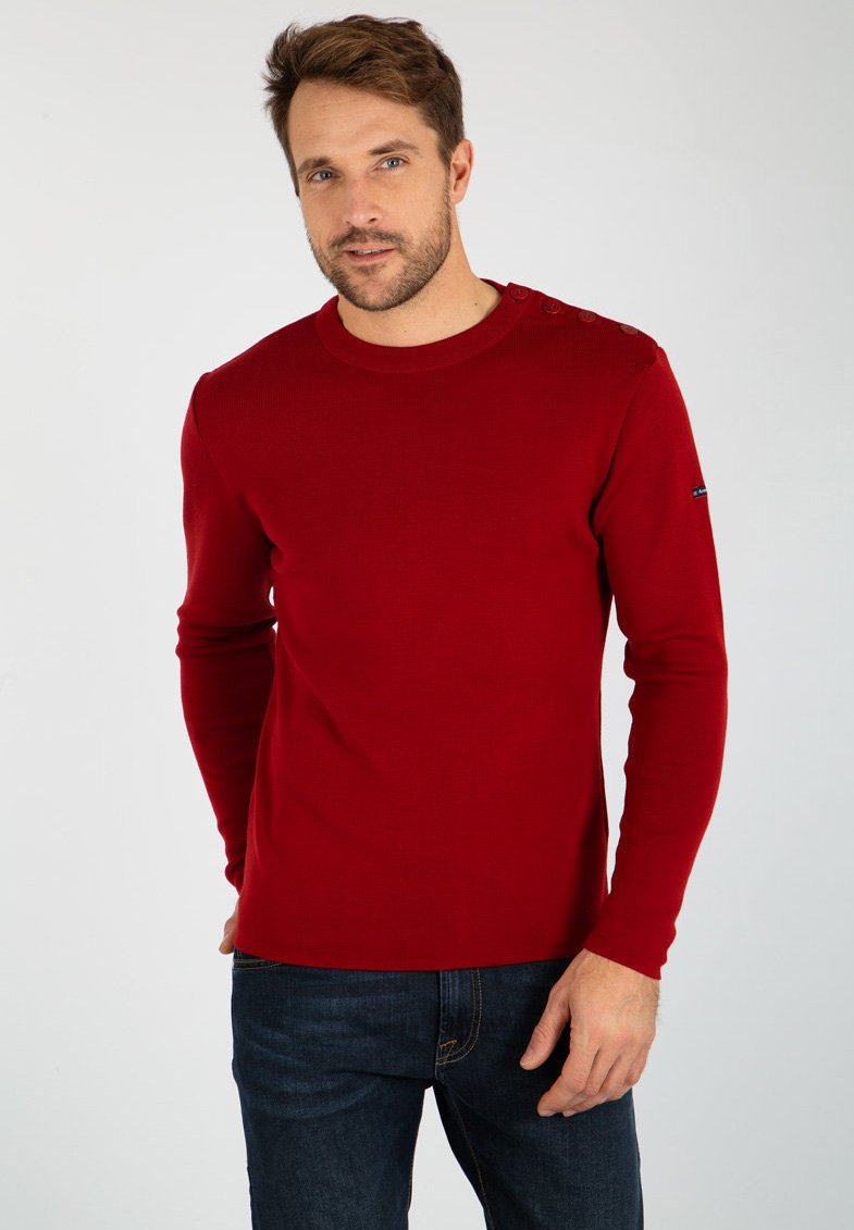 Homme PULL MARIN
