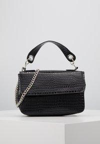 HVISK - DALLY CROCO - Handbag - black - 0