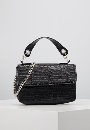 DALLY CROCO - Kabelka - black