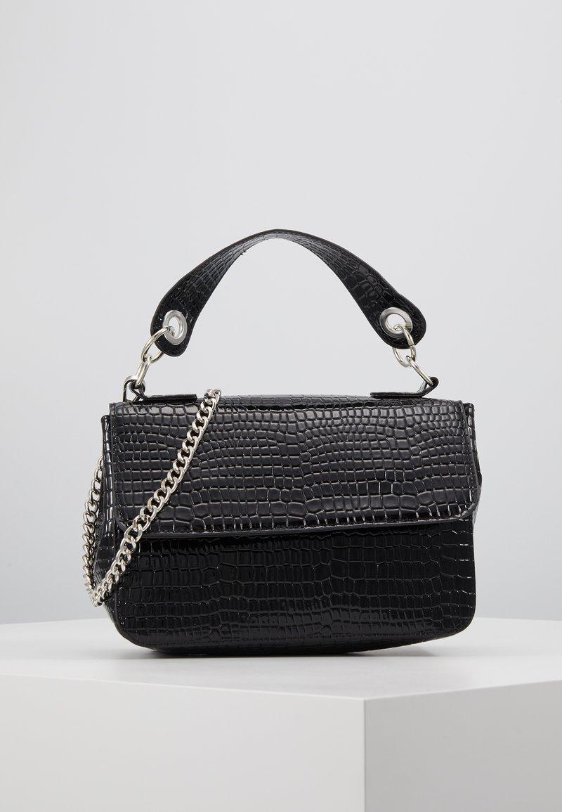 HVISK - DALLY CROCO - Handbag - black