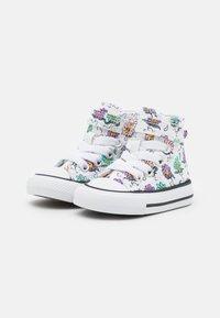 Converse - CHUCK TAYLOR ALL STAR PLAYFUL PETALS - Sneakers alte - white/pixel purple/electric aqua - 1