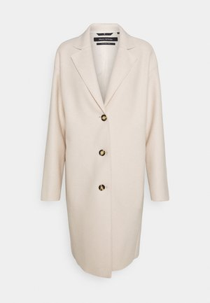 SINGLE BREASTED - Manteau classique - natural white