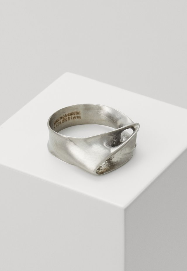 ZAHA HADID DESIGN - Ring - silver-coloured