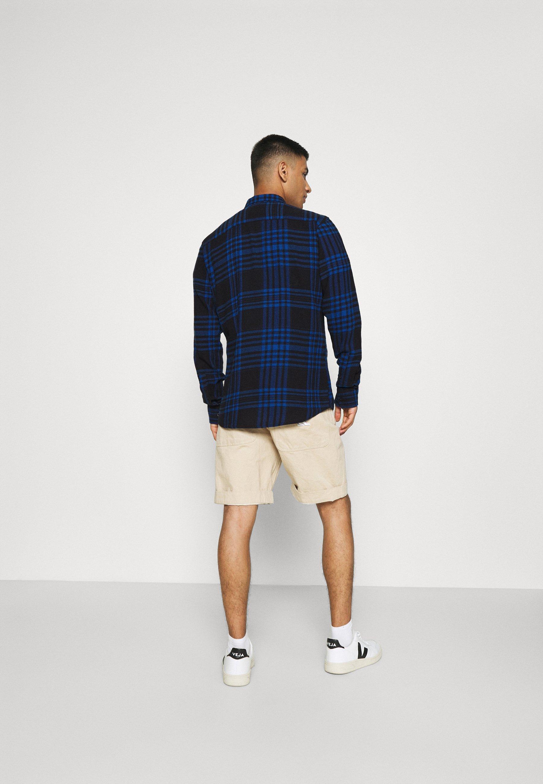 Men ONSNATE LIFE CHECK SHIRT - Shirt