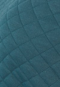 MAMALICIOUS - MLINA SHORT DRESS - Žerzejové šaty - mallard blue - 2