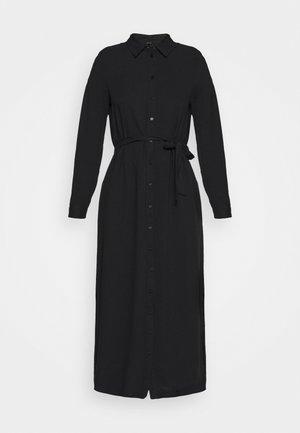 VMNIVA DRESS - Skjortekjole - black