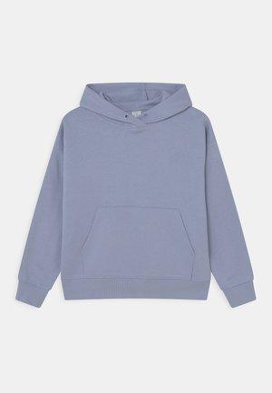 HOODED OCEAN UNISEX - Sweatshirt - light dusty blue