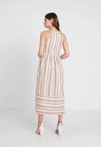 YAS - YASFENYA DRESS - Maxi dress - rose tan - 2
