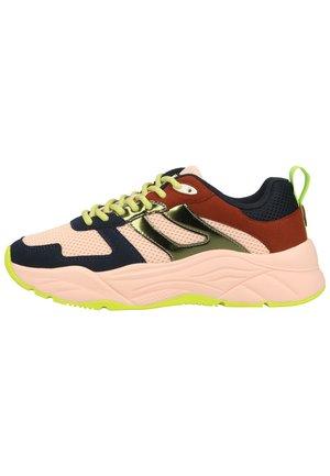 CELEST - Sneakers laag - navy multi