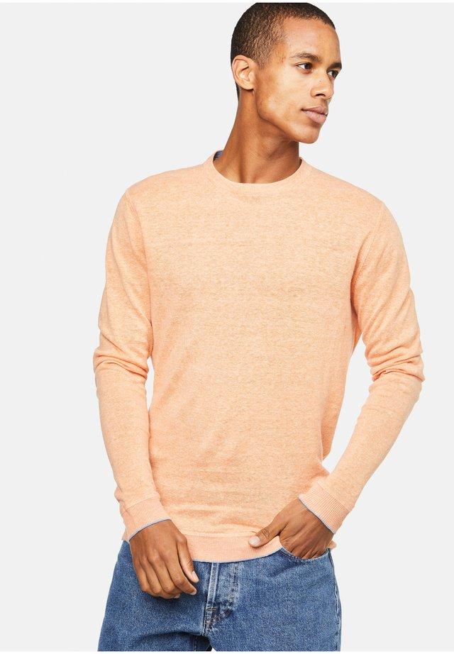 RONALD - Pullover - orange