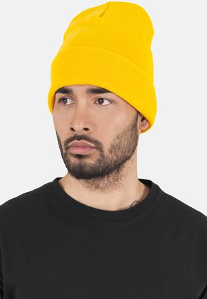 YUPOONG HEAVYWEIGHT  - Beanie - gold