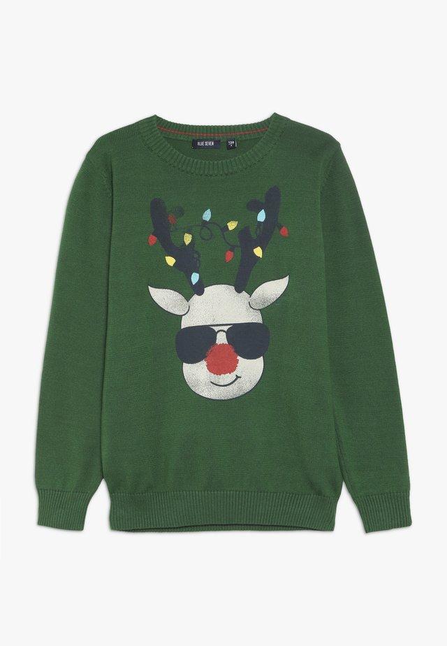 CHRISTMAS - Strikpullover /Striktrøjer - eden