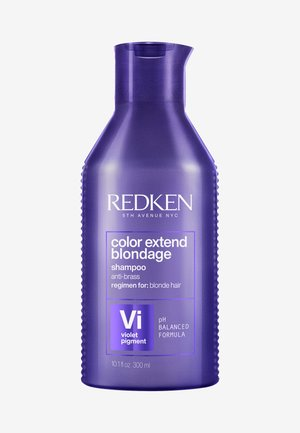 REDKEN COLOR EXTEND BLONDAGE SHAMPOO  - Shampoo - -