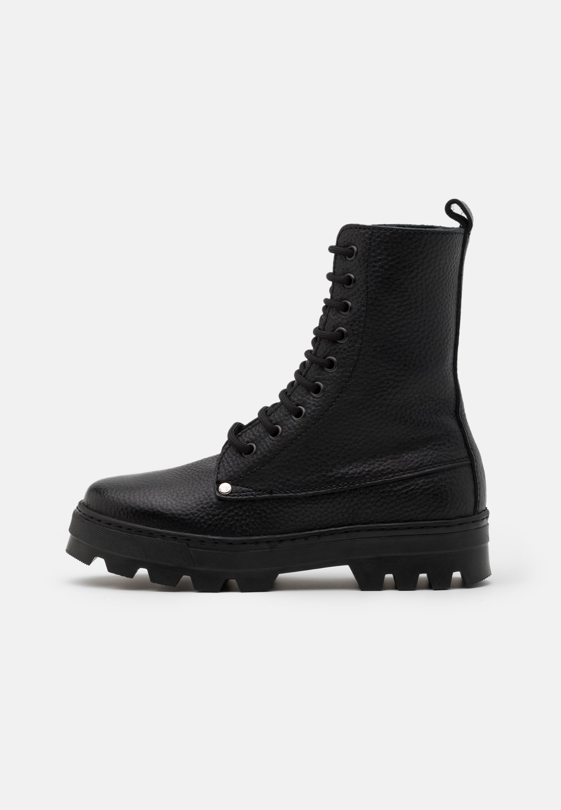 Men BOKINA EMBOSSED UNISEX - Lace-up ankle boots