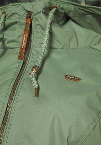 Ragwear Plus - DANKA - Summer jacket - olive - 2