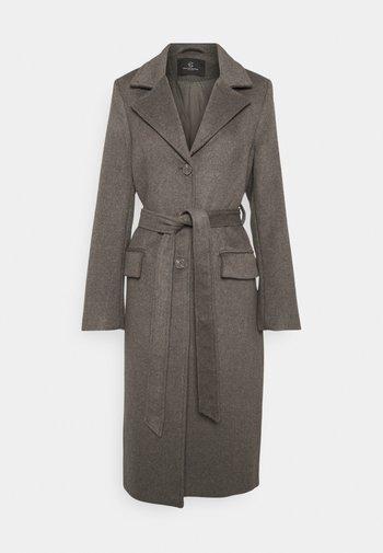 CATARINA NOVELLE COAT - Cappotto classico - major brown