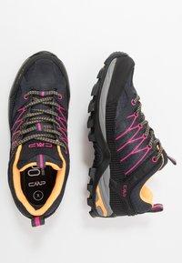 CMP - RIGEL - Hiking shoes - antracite/bounganville - 1
