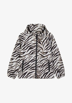 ALFA ZEBRAPRINT - Light jacket - peyote