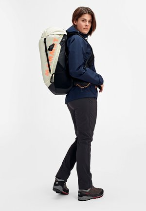 DUCAN  - Hiking rucksack - sunlight-black