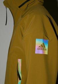 adidas Performance - MYSHELTER RAIN.RDY - Summer jacket - wild moss - 7