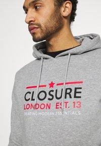 CLOSURE London - TRACKSUIT SET - Tracksuit - grey - 3