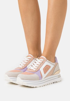 MAXI - Trainers - nude/violet