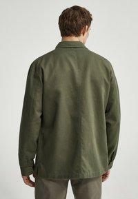 Massimo Dutti - Summer jacket - khaki - 2