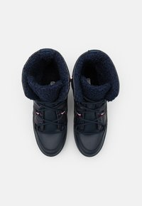 Tommy Hilfiger - Lace-up ankle boots - desert sky - 5