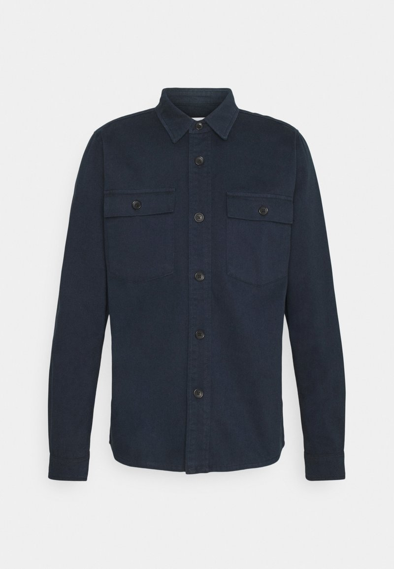 Lindbergh - OVERSHIRT  - Shirt - dark blue