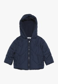 mothercare - BABY JACKET  - Winter jacket - navy - 0