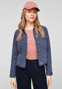 s.Oliver - Denim jacket - faded blue - 0