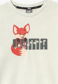 Puma - ANIMALS CREW - Sweatshirt - vaporous gray - 3