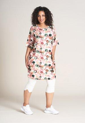 SIGRID - Jersey dress - multicoloured