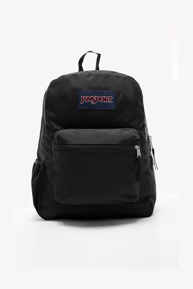 JanSport - CROSS TOWN - Reppu - black