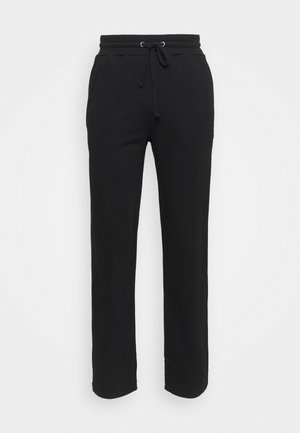 PANT LARRY - Tracksuit bottoms - black
