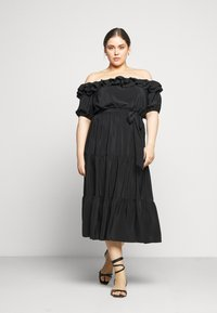 River Island Plus - Day dress - black - 1