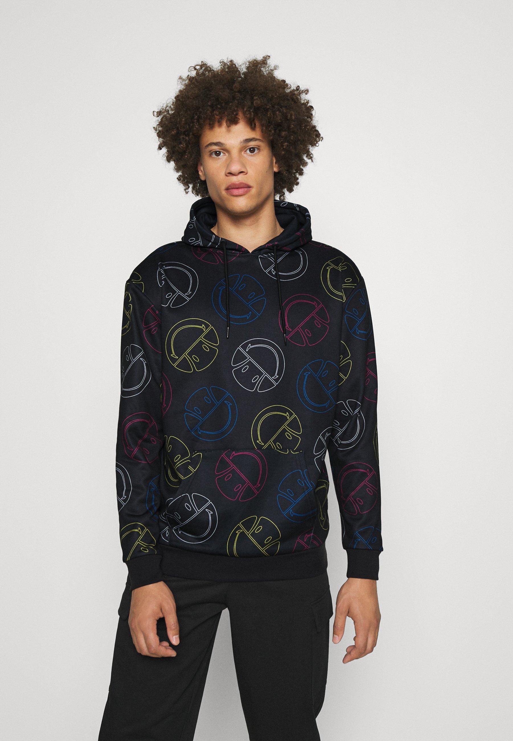 Men ECSTATIO OH HOODY - Sweatshirt