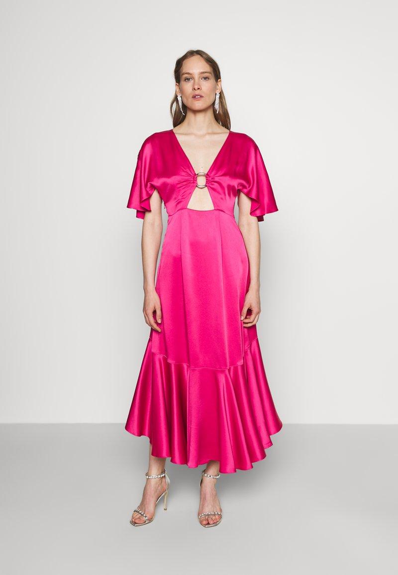 HUGO - KAVORA - Maxi dress - bright pink