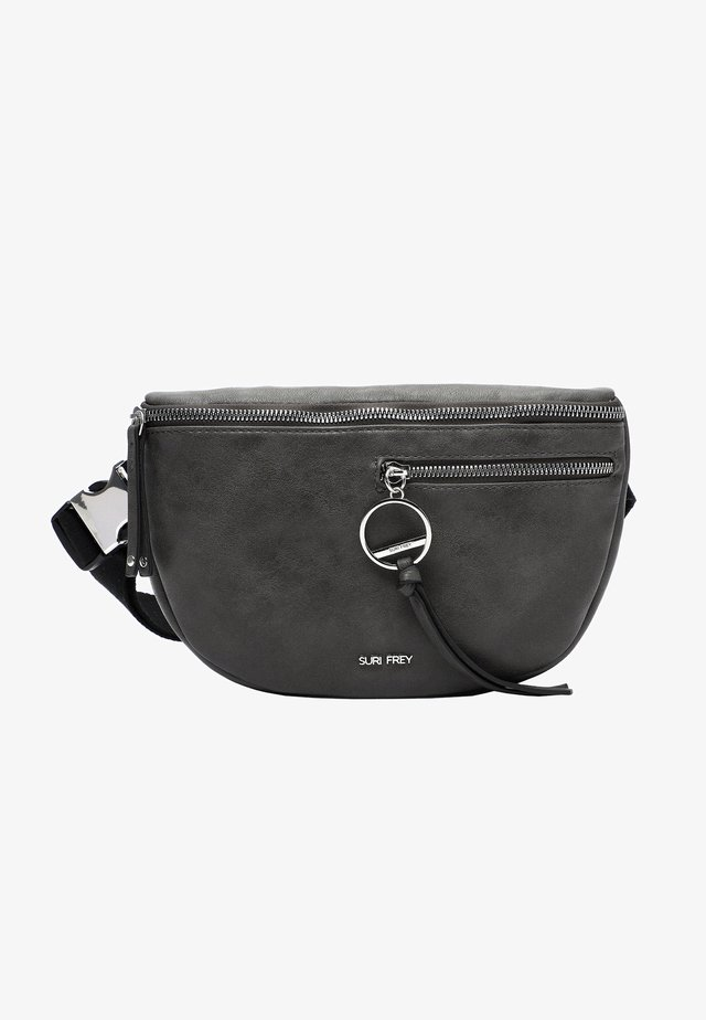 LUZY - Bum bag - grey 800