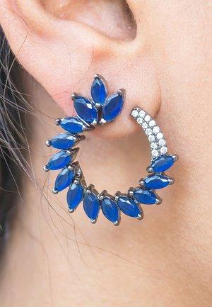 IBIZA VIPER  - Earrings - blue