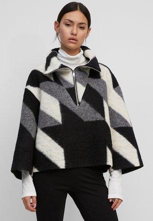 GEOMETRIS - Fleece jacket - multi black